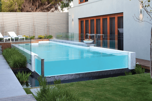 7 Examples of Frameless Glass Pool Fencing