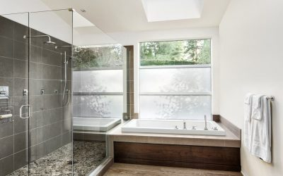 Custom Finishes For Your Frameless Shower